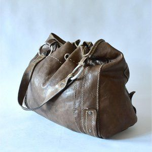 Abercrombie & Fitch Ruehl No.925 Leather Bag Purse
